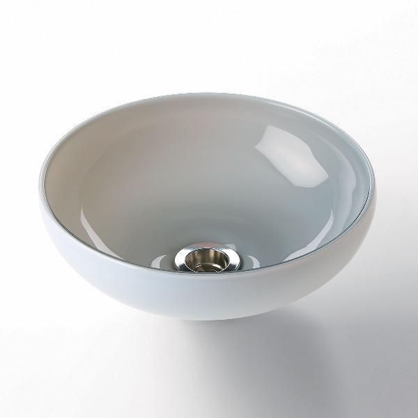 ムーングラス・シリーズ リラインス 置き型手洗器 CB1-OW