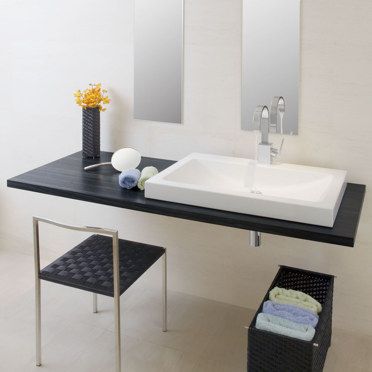 Alape リラインス 置き型手洗器 Alapeアラペ AB.R800H