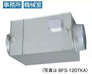 三菱電機 空調用送風機 ストレートシロッコファン 天吊埋込タイプ 高静圧形 BFS-120TKA (BFS120TKA)