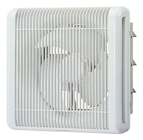 三菱電機 業務用有圧換気扇 風圧シャッター付排気専用 格子タイプ EFG-30KDSB (EFG30KDSB)