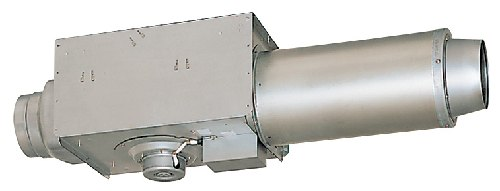 三菱電機 中間取付形ダクトファン (消音タイプ) V-20ZMS5 (V20ZMS5)