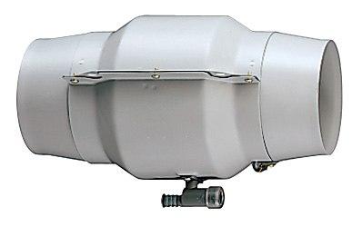 三菱電機 中間取付形ダクトファン (丸形中間取付形) V-26ZMT2