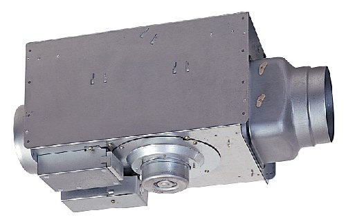 三菱電機 中間取付形ダクトファン フリーパワーコントロール (低騒音タイプ) V-20ZMR2 (V20ZMR2)