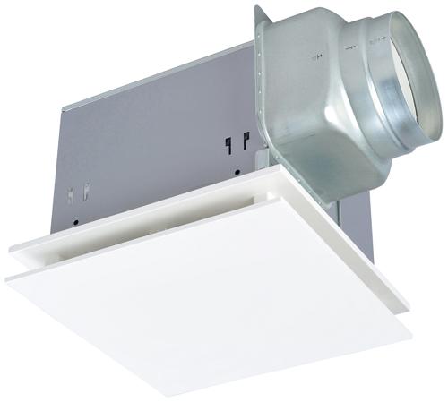 三菱電機 24時間換気機能付きダクト用換気扇 天井埋込型 VD-18ZVX3-FP (VD18ZVX3FP)