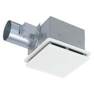 三菱電機 天井埋込形 ダクト用換気扇 脱臭機能付タイプ VD-20ZDS12-W (VD20ZDS12W)