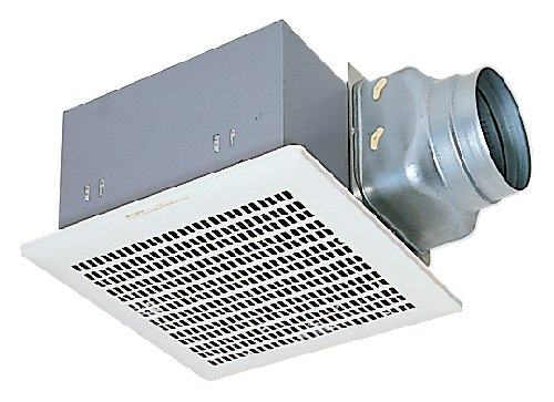 三菱電機 天井埋込形 ダクト用換気扇 VD-23ZPH9 (VD23ZPH9)
