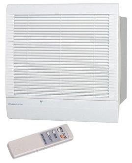 三菱電機 住宅用ロスナイ (準寒冷地・温暖地仕様) ワイヤレスリモコンタイプ 雑ガスセンサー自動運転 VL-200KA3 (VL200KA3)