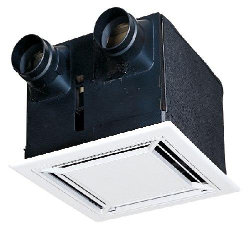 三菱電機 ダクト用ロスナイ 天井埋込形 フラットインテリアパネル VL-150ZS2 (VL150ZS2)