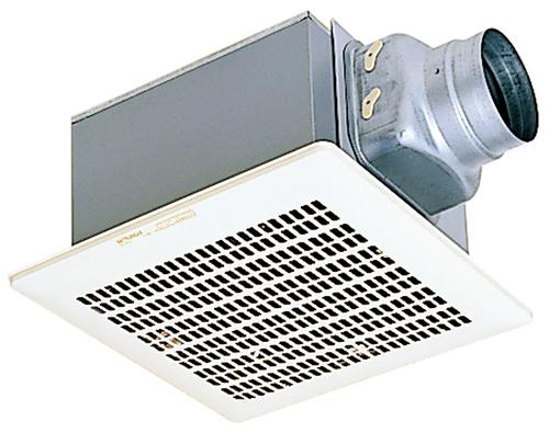 三菱電機 24時間換気機能付き ダクト用換気扇 天井埋込型 VD-15ZVY3 (VD15ZVY3)