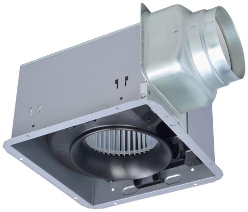 三菱電機 24時間換気機能付き ダクト用換気扇 天井埋込型 VD-20ZLX10-IN (VD20ZLX10IN)