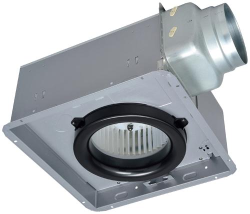 三菱電機 24時間換気機能付き ダクト用換気扇 天井埋込型 VD-23ZLX10-IN (VD23ZLX10IN)
