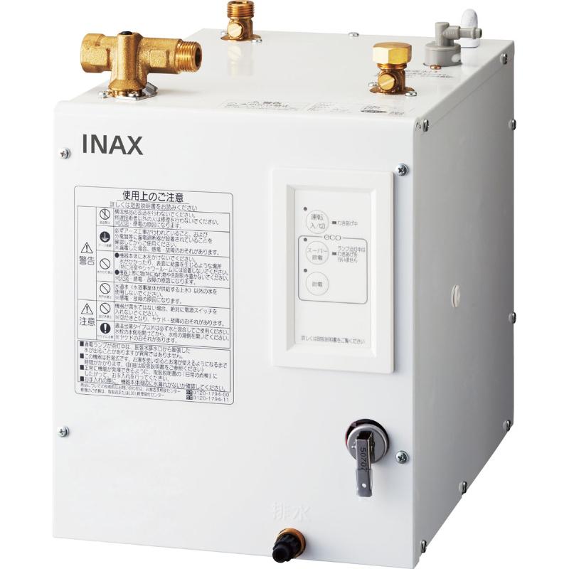 LIXIL INAX ゆプラス 適温出湯8Lスーパー節電タイプ(単相200V) EHPN-CB8ECS1