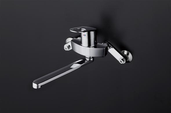 TOTO 壁掛け型電気温水器専用 シングルレバー混合栓 T330DR