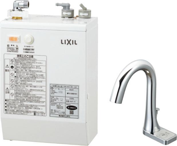LIXIL INAX ゆプラス 自動水栓セット 壁掛適温出湯3Lタイプ EHMN-CA3S9-AM211V1