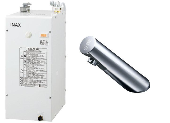 LIXIL INAX ゆプラス 自動水栓セット 適温出湯6Lタイプ EHMN-CA6S5-AM200V1