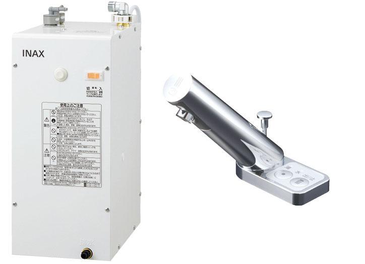 LIXIL INAX ゆプラス 自動水栓セット 適温出湯6Lタイプ EHMN-CA6S7-AM203V1