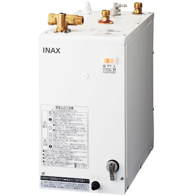 LIXIL INAX ゆプラス 洗面化粧室/洗髪用・ミニキッチン用 コンパクトタイプ EHPN-H12V1