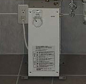 TOTO 湯ぽっと 小型電気温水器約6L据え置きタイプ 温度調節タイプ REW06A1E1S