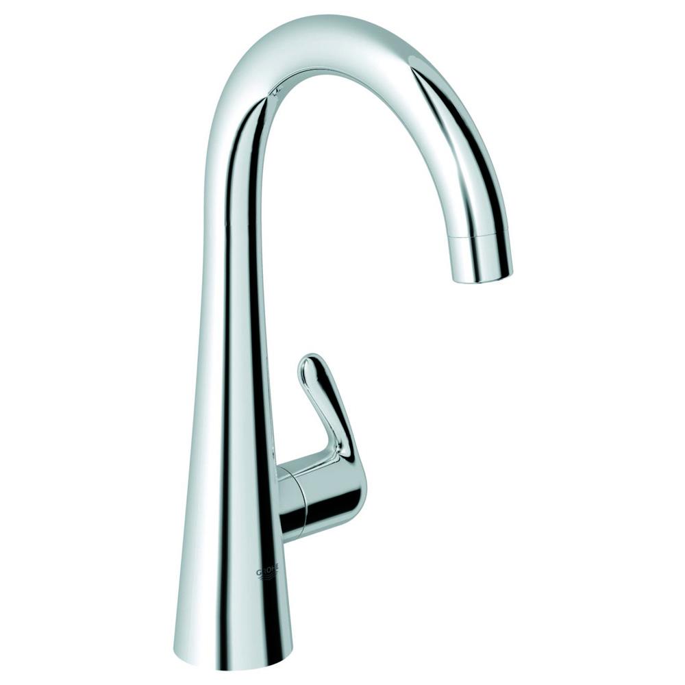 グローエ GROHE ゼドラ 浄水器用単水栓(キッツマイクロフィルター製カートリッジ付) JP 2986 01 (JP298601)