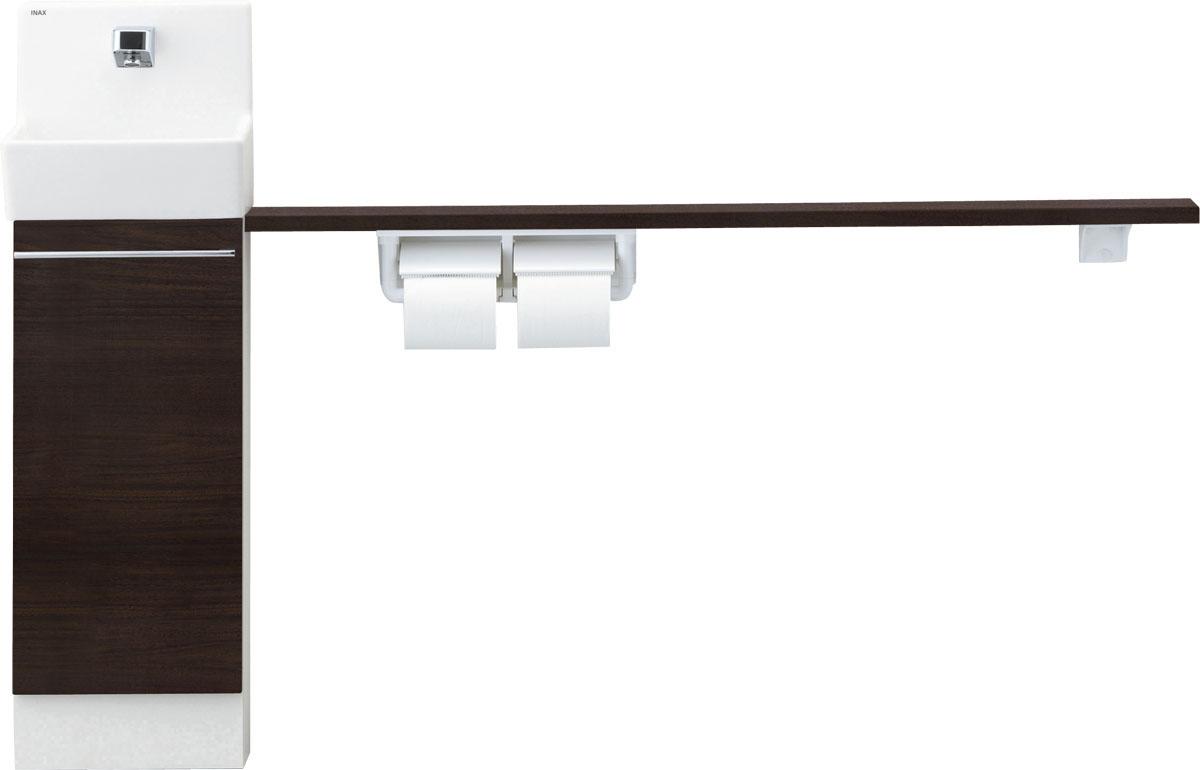LIXIL INAX トイレ手洗 コフレル スリム(埋込)カウンター間口1200サイズ YL-DA82VKA12B