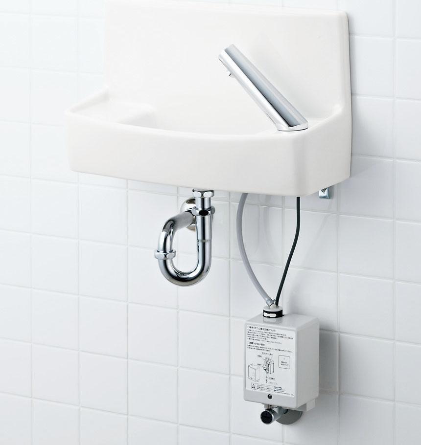 LIXIL INAX 壁付手洗器(自動水栓・アクエナジー) L-A74UMC L-A74UMA L-A74UMD L-A74UMB
