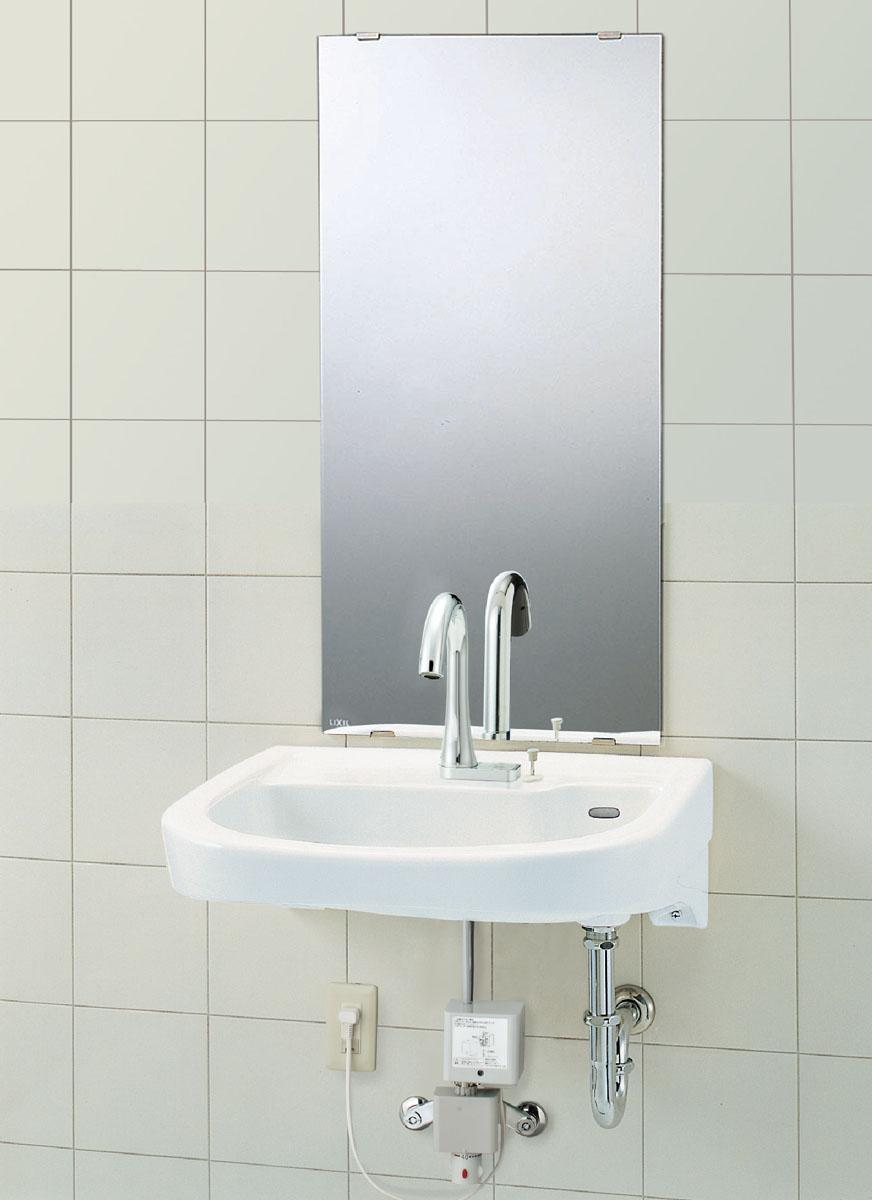 LIXIL INAX 車いす対応洗面器 L-365APR + AM-211TCV1