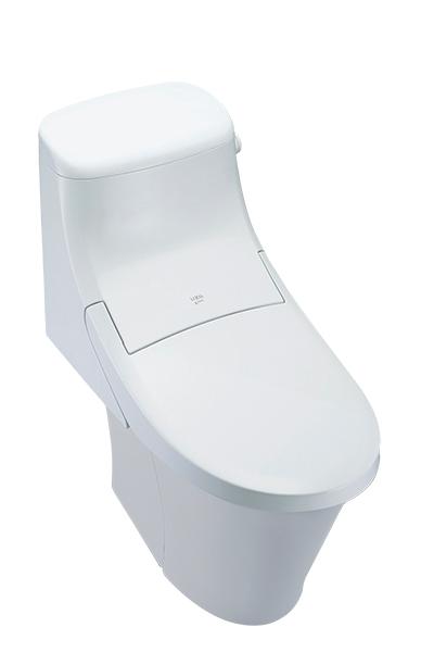 LIXIL INAX マンションリフォーム用アメージュZAシャワートイレ 一般地 床上排水155タイプ 手洗なし YBC-ZA20PM + DT-ZA252PM