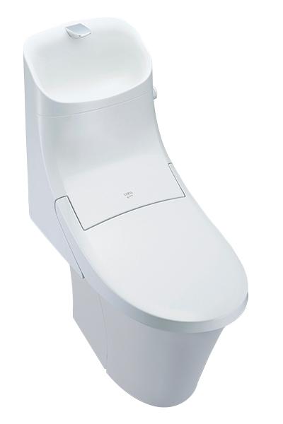 LIXIL INAX マンションリフォーム用アメージュZAシャワートイレ 一般地 床上排水155タイプ 手洗付 BC-ZA20PM + DT-ZA281PM