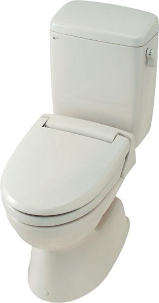LIXIL INAX アメージュC ハイパーキラミック仕様便器(床排水) 手洗い無 便座なし C-110STU+DT-5500BL