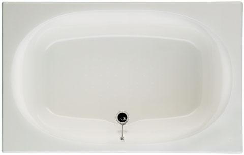 LIXIL INAX 浴槽 グラスティN 1200サイズ(エプロン3方半) ABN-1201CL ABN-1201CR