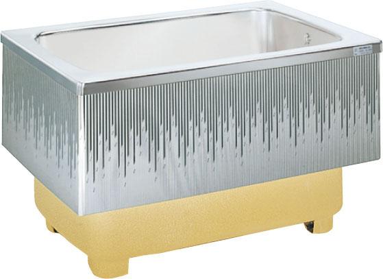 LIXIL サンウエーブ ステンレス浴槽 埋込式 SA090-21RA-BL SA090-21LA-BL 安全 間口90センチタイプ 返品不可 2方半エプロン
