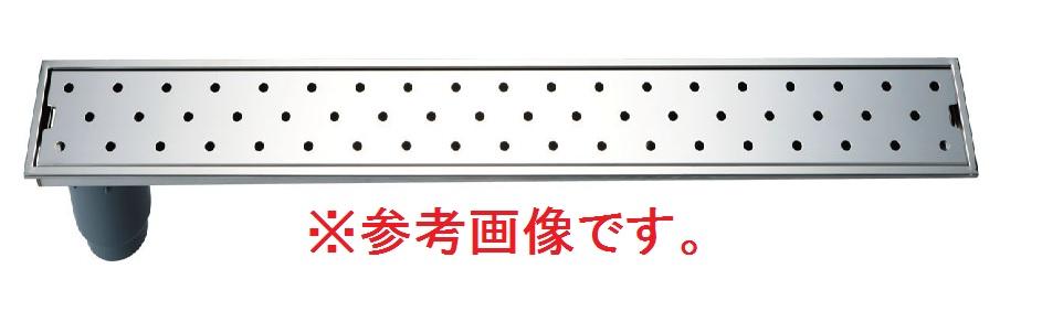 LIXIL INAX トラップ付排水ユニット(目皿・施工枠付) PBF-TM4-75T
