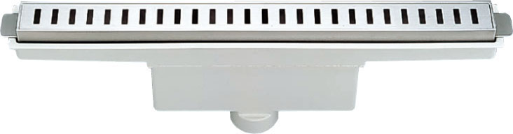 LIXIL INAX トラップ付排水溝(目皿・施工枠付) PBF-IM-60