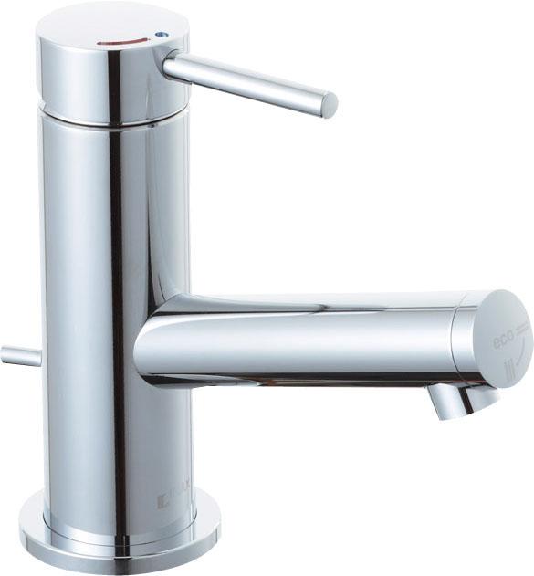 LIXIL INAX 洗面器・手洗器用水栓金具 シングルレバー混合栓 LF-E340SY LF-E340SYC