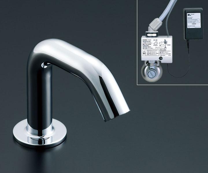 LIXIL INAX オートマージュC 自動水栓(標準タイプ)単水栓 AC100V仕様 AM-130C(100V)