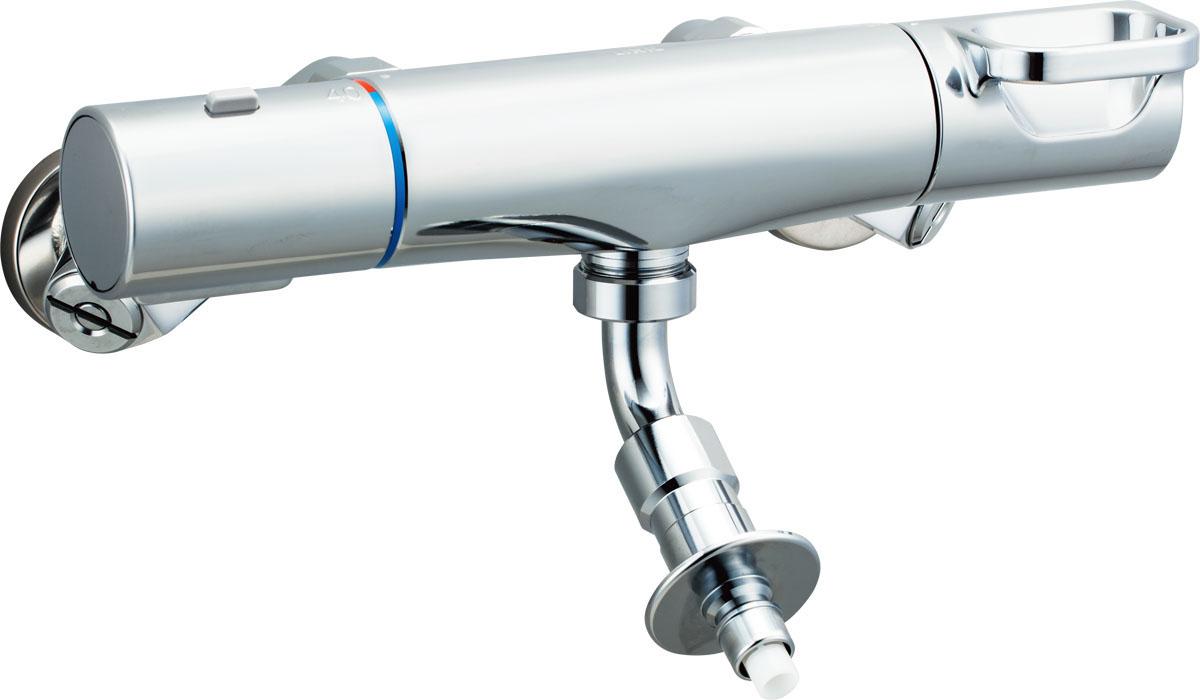LIXIL INAX 緊急止水弁付サーモスタット混合水栓 屋内専用(寒冷地仕様) SF-WM346TRQN