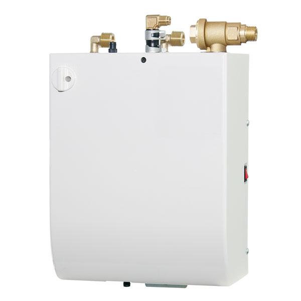 イトミック 小型電気温水器 壁掛型貯湯式電気温水器 貯湯量3L 単相200V ESW03ATX206B0