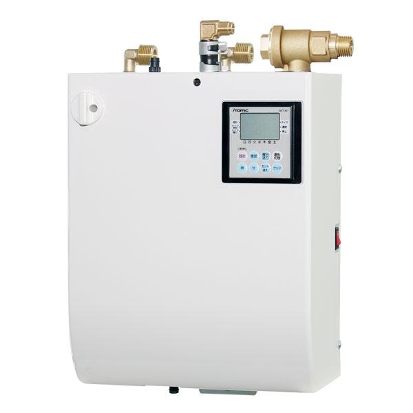 イトミック 小型電気温水器 壁掛型貯湯式電気温水器 貯湯量3L 単相100V タイマー付 ESW03TTX206B0