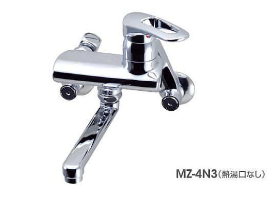 イトミック 混合水栓 MZ-N3(まぜまぜ)シリーズ 熱湯口なし 埋め込み配管 MZ-4N3