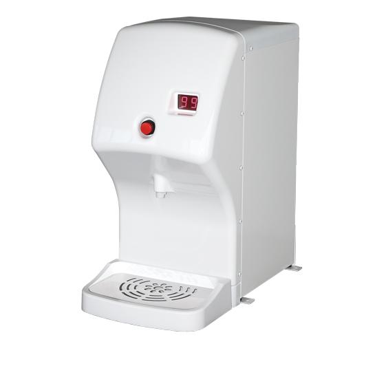イトミック 小型電気温水器 卓上型電気湯沸器ワクワク WKT-14(2)(WKT-14)