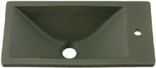 カクダイ 角型手洗器 (松葉)493-010-YG