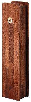 カクダイ 角水栓柱用 化粧カバー(木) 624-137