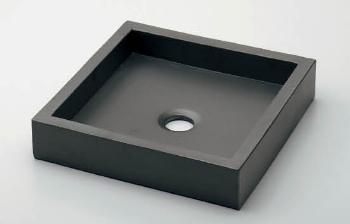 カクダイ 甍 いらか角型手洗器  493-056