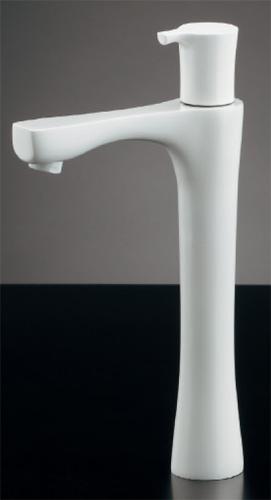 カクダイ 立水栓 神楽(かぐら)トール・コットンホワイト 716-852-W