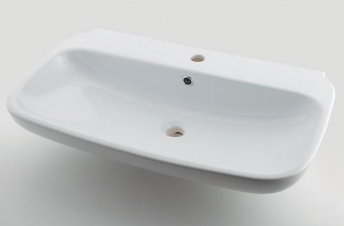 カクダイ OLYMPIA オリンピア 角型洗面器 #LY-493207