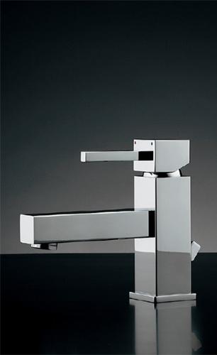 カクダイ 洗面手洗水栓 シングルレバー混合栓 RASATO(ラサート) 183-146