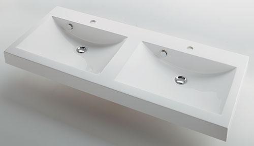 カクダイ marmorin マルモリン 角型洗面器 #MR-493223