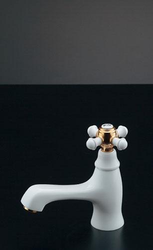 カクダイ 立水栓 鳥(とり) 716-245-13