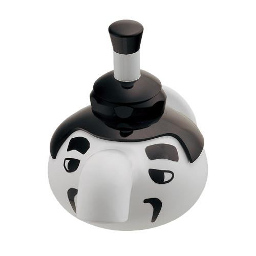 カクダイ Da Reyaアイキャッチ水栓「蛇口でござる」 711-049-13