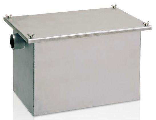 前澤化成工業 SUS製グリーストラップ 床置型(容量130L) GTS-130F